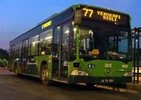 Otobüste İnternet İmkanı