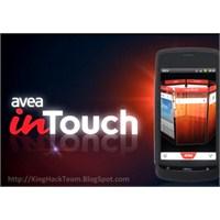 Avea' Nın Akıllı Telefonu 'intouch' Detaylı Bilgi
