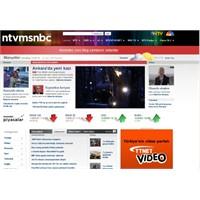 Mükemmel Bir Web Sitesi: Ntvmsnbc.Com