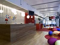 Google Ofislerinden Biri Olan Zürihteki Ofisi Görm
