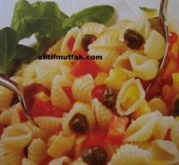 Aktifmutfak'tan Makarna Salatası Tarifi