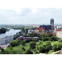 Almanya'nın Yeşil Huzur Şehri Magdeburg