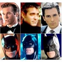 Batman Ve Aktörleri