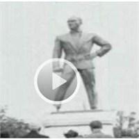 İlk Atatürk Heykeli'nin Açılış Videosu