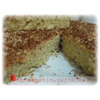 Çıtır Kek, Tahinli Susamlı Fındıklı Kek