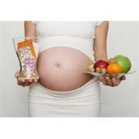 Gebelikte Vitamin Ve Mineral Desteği