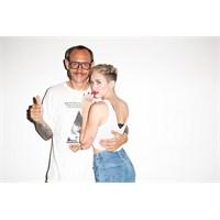 Ve Terry Richardson'dan Miley Cyrus Çekimi