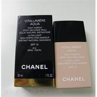 Chanel Vitalumiere Aqua Fondöten
