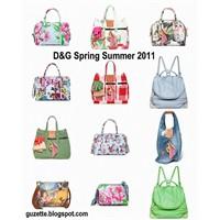 D&g Spring Summer 2011
