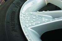 Bekbars Nano Jant Koruma Uygulanmış Otomobil Jantı