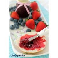 Çilek, Frambuaz Ve Blueberry Reçeli
