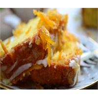 İkramlık Portakallı Kek