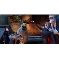 """""""Hotel Transylvania""""dan Yeni Kareler"""