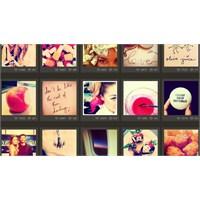 İnstagram Fotoğraflarından Bir Kısa Film