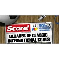 Score! Classic Goals İphone Futbol Oyunu