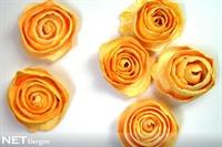 Kumaştan Porselen Çiçek Yapımı!