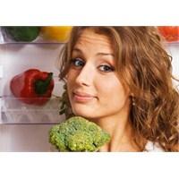 Yiyecekleri Sağlıklı Saklama Yolları