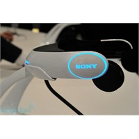 Sony'nin Yeni 3d Gözlükleri