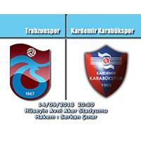 Trabzonspor – Kardemir Karabükspor