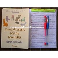 Jane Austen Kitap Kulübü - Karen Joy Fowler