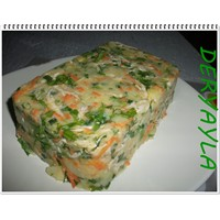 Özel Tavuklu Patates Salatasi