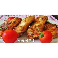 Harissa Marinatlı Tavuk Kanat