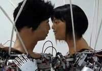 Bu Robotlar Öpüşüyor