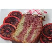 Kan Portakallı Kek - Yogurtkitabi.Com