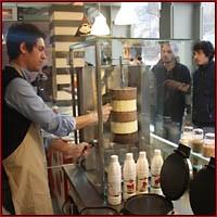 Bursa'da Çikolata Döner Üretildi.