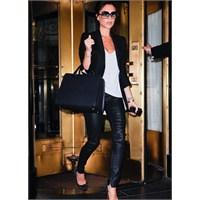 Ünlülerin Deri Seçimleri/ Celebrities Leather Look