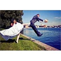 Çok Komik Düğün Fotoğrafları