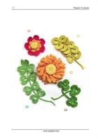 En Çok Aranılan Dekoratif Çiçek Motifleri-2