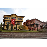 Eskişehir'den Görmeden Dönmeyin- Odunpazarı Evleri