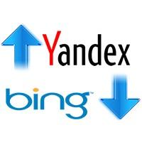 Bing Düştü, Yandex Çıktı!