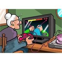 Türklerin Büyükanneleri Teknolojiye Bayılıyor