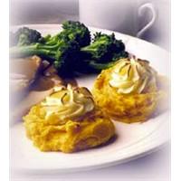 Baharatlı Patates Püresi