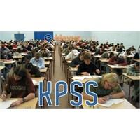 Kpss'den Kaç Alanlar Öğretmen Olamayacak?