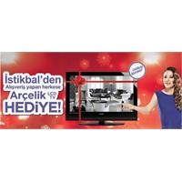 İstikbal Deco Hediyesi Arçelik Lcd Tv