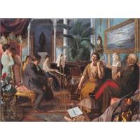 Osmanlı Hanedanından Bir Ressam