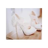 İşte 2012 Gelin Ayakkabısı Modelleri...