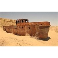 Eski Deniz Şimdi Çöl!