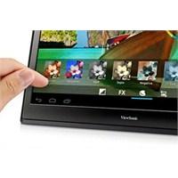 Televizyon Değil, Android Tablet!