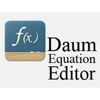 Daum Matematik Denklem Düzenleyicisi
