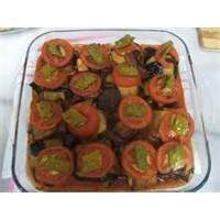 Oktay Ustadan Patlıcanlı Kürdan Kebabı