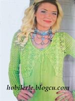 Yeşil Bolero Örneği