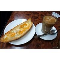 Paco'da Kahvaltı