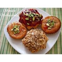 Elmalı Muffin Benden Sofralarınıza