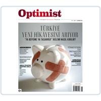 Girişim Dergisi Optimist'in 11. Sayısı Çıktı!