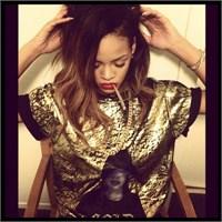 Rihanna'nın İnstagram Fotoğrafları