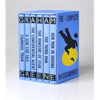 Graham Greene'nin Kitapları Optimum Kitap'tan...